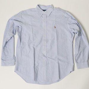 Ralph Lauren Classic Fit Button Down - L